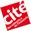 Cite des sciences logo
